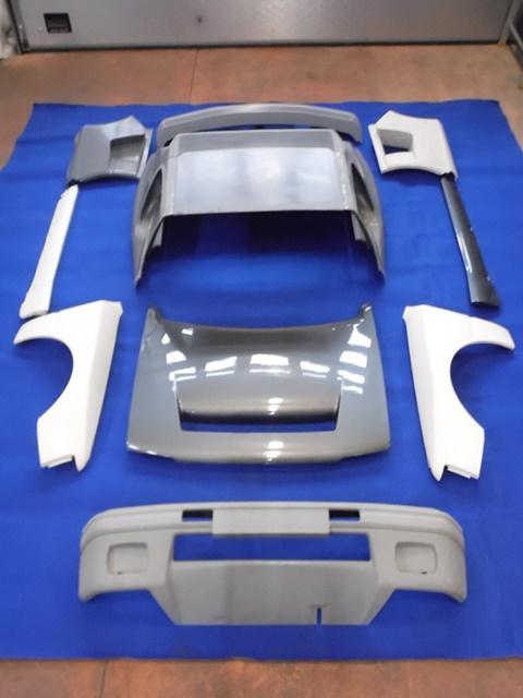 kit carrosserie peugeot 205 t16 serie 200 duby auto. Black Bedroom Furniture Sets. Home Design Ideas