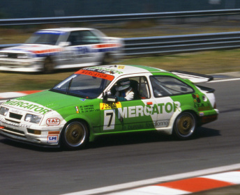 FORD SIERRA RS 500