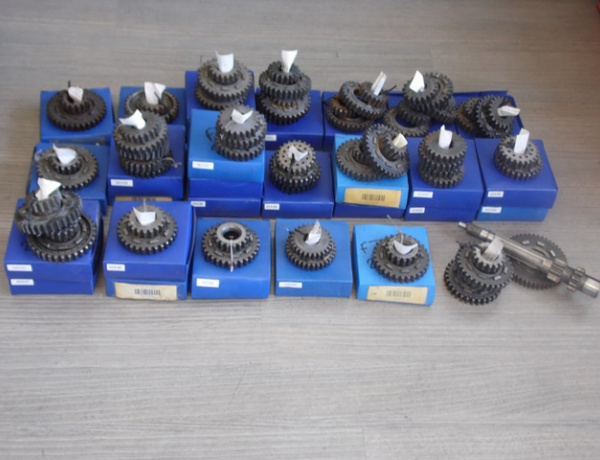 RAPPORTS HEWLAND FT200/FG400